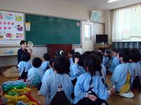 柳井幼稚園の一日 お勉強