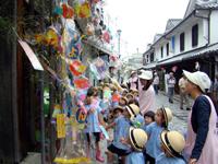 柳井幼稚園の一日 お散歩