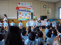柳井幼稚園の一日