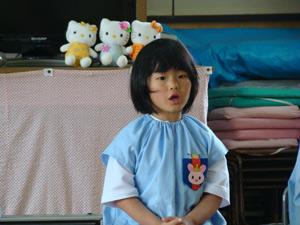 柳井幼稚園 制服